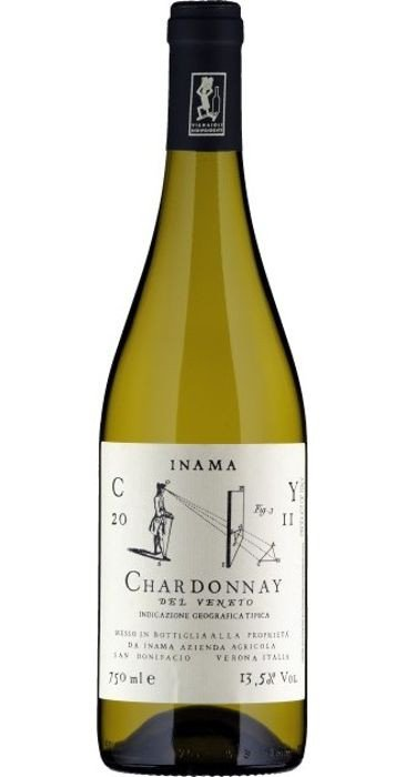 Inama Chardonnay 2016 Veneto IGT