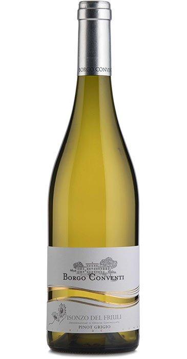 Borgo Conventi Pinot Grigio 2016 Isonzo DOC