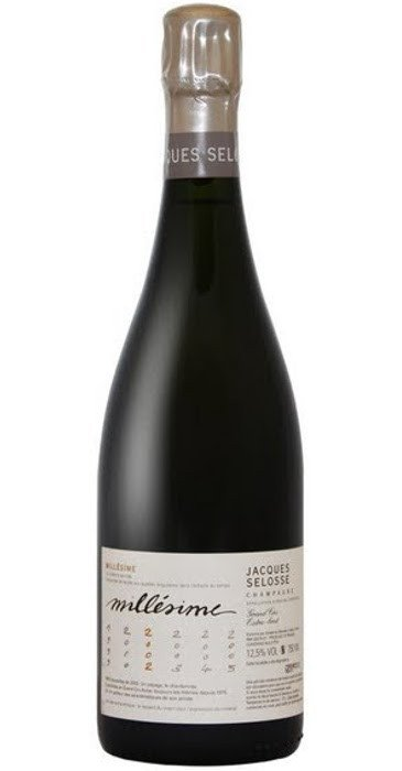 Jacques Selosse Champagne  Blanc de Blancs Millésime 2005  Champagne Grand Cru