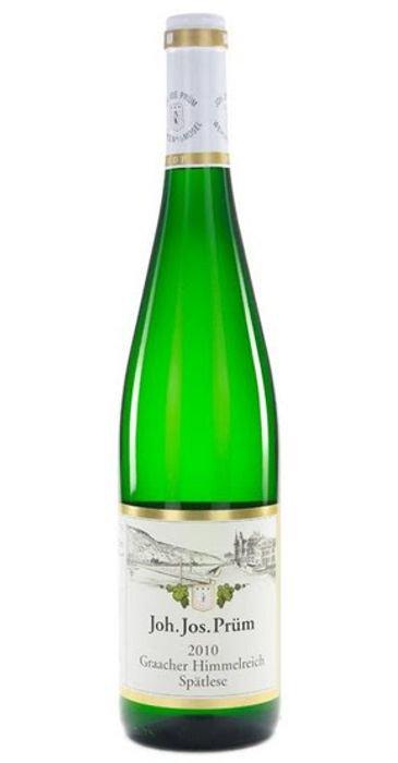 J.J. Prüm Riesling Graacher Himmelreich  Kabinett 2012 Deutscher Qualitätswein