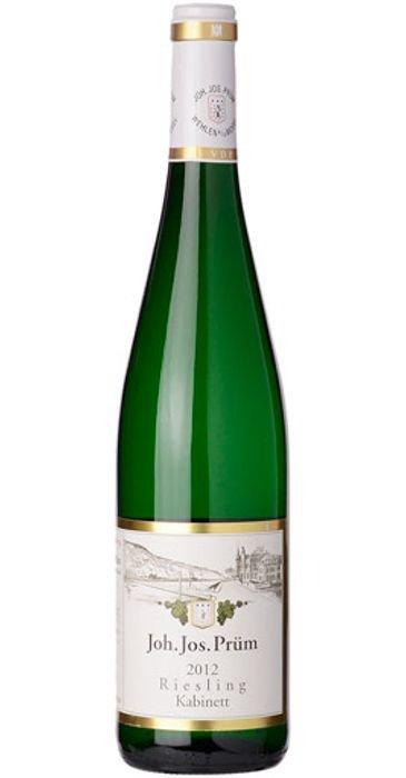 J.J. Prüm Riesling Kabinett trocken 2014 Deutscher Qualitätswein