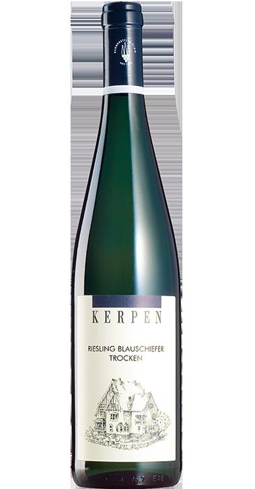 Kerpen Blauschiefer Riesling 2015 Deutscher Qualitätswein
