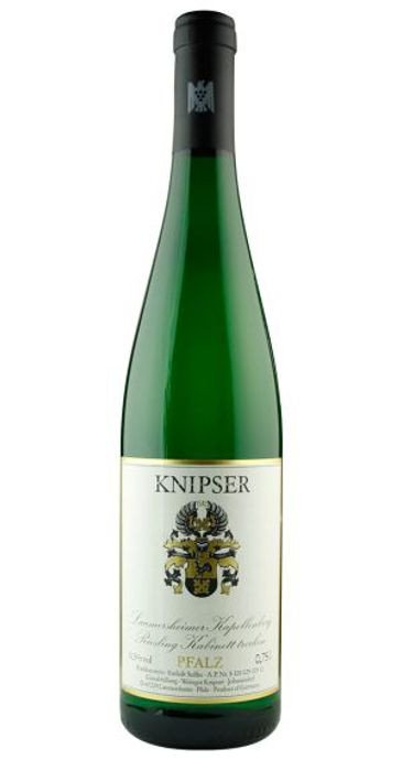 Knipser Riesling Laumersheimer Kapellenberg Kabinett Trocken 2014 Deutscher Qualitätswein