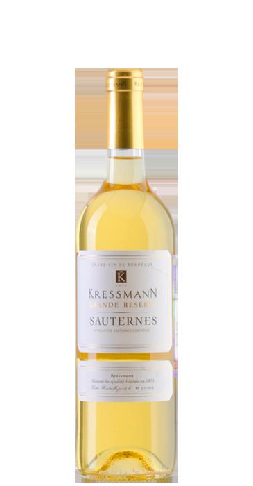 Kressmann Sauternes Grande Reserve 2018 Sauternes AOC