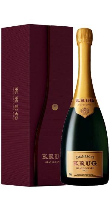 Krug Champagne Grande Cuvée Brut  Magnum Champagne AOC