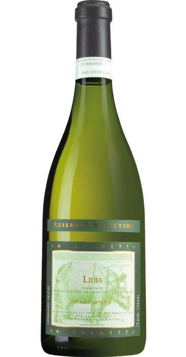 La Spinetta Chardonnay Lidia 2017 Langhe Doc