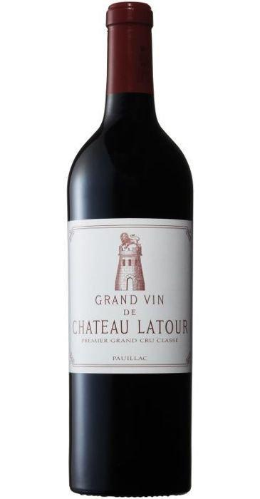 Château Latour  Château Latour  2001 Pauillac AOC