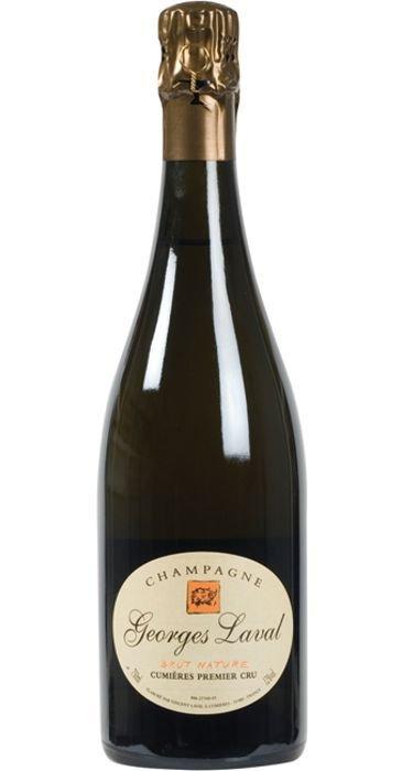 Georges Laval Champagne  Cumières Brut Nature Non Dosé  Champagne Premier Cru