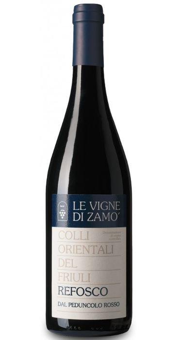 Le vigne di Zamò Refosco dal peduncolo rosso 2015 Colli Orientali del Friuli