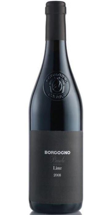Borgogno Barolo Liste 2011 Barolo DOCG