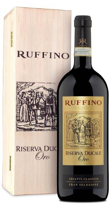 Ruffino Riserva Ducale Oro Magnum 2012 Chianti Classico Gran Selezione DOCG