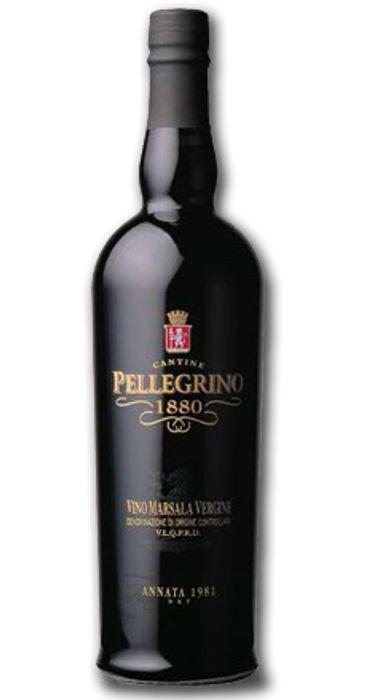 Pellegrino MARSALA VERGINE RISERVA 1981 Marsala Vergine DOP