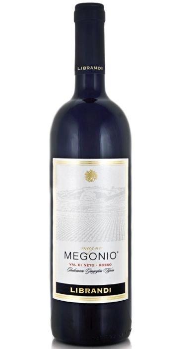 Librandi Magno Megonio 2014 Val di Neto Rosso IGT