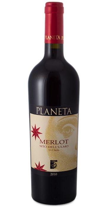 Planeta Merlot 2010 Sicilia IGT