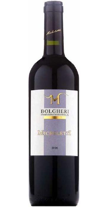Micheletti Bolgheri Rosso 2018 Bolgheri DOC