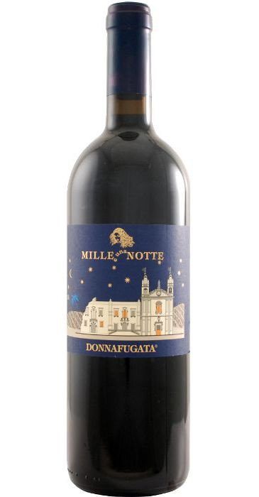 Donnafugata Mille e una notte 2009 Contessa Entellina Rosso DOP