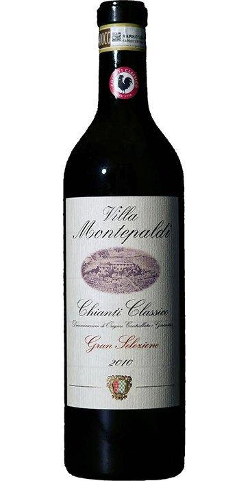 Villa Montepaldi 2012 Chianti Classico Gran Selezione