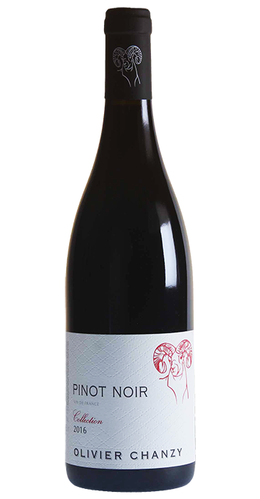 Olivier Chanzy Pinot Noir Collection 2016 Vin de France