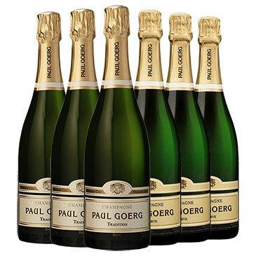 Champagne per festeggiare