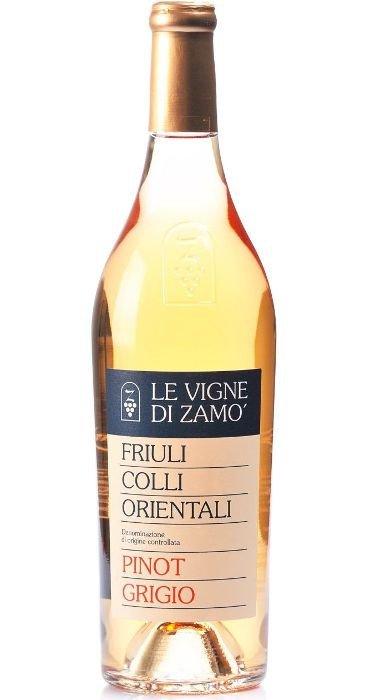 Le vigne di Zamò Pinot Grigio 2016 Colli Orientali del Friuli DOC