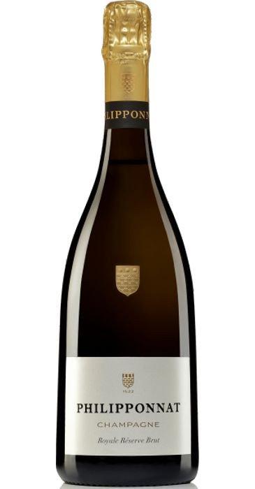"""Philipponnat Champagne """"Royale Réserve"""" Brut Champagne AOC"""
