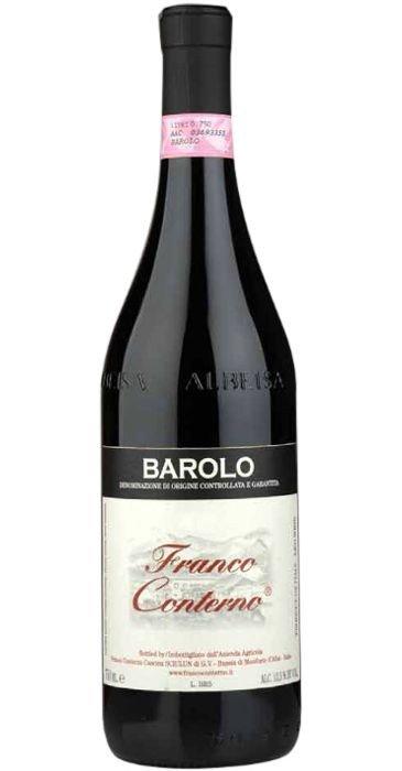 Franco Conterno Barolo Pietrin 2014 Barolo DOCG