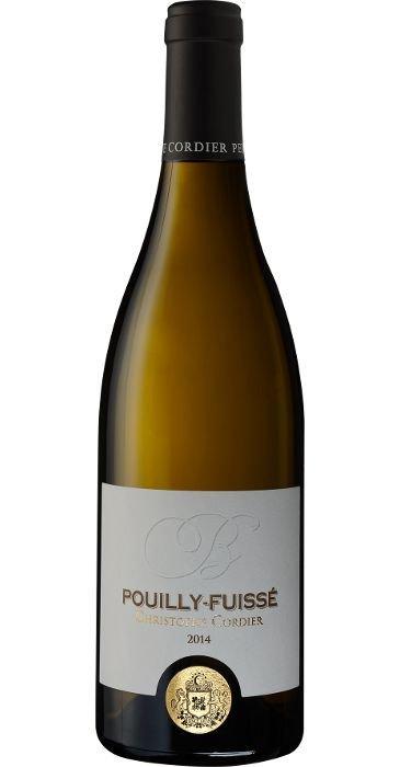 Domaine Christophe Cordier Pouilly-Fuissé Chardonnay 2014 Pouilly-Fuissé AOC