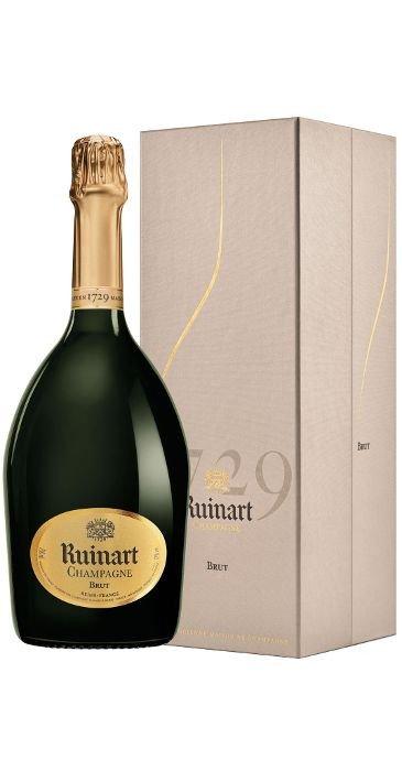 "Ruinart Champagne ""R"" de Ruinart brut Coffret  Champagne AOC"