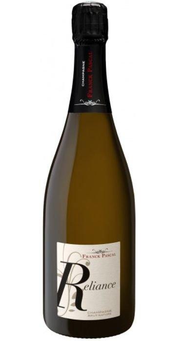 Franck Pascal Champagne  Reliance Brut Nature Champagne AOC