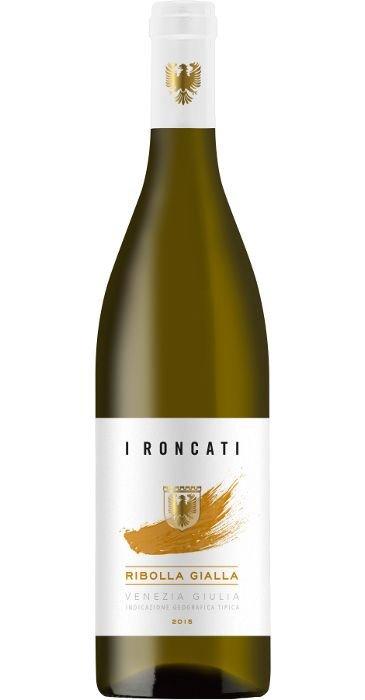 I Roncati Ribolla Gialla  2019 Isonzo DOC