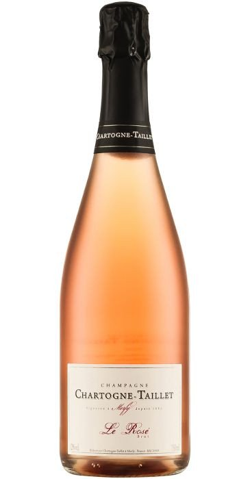 Chartogne-Taillet Champagne Rosé Brut Champagne AOC