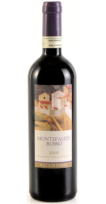 Rocca di Fabbri Montefalco Rosso 2014 Montefalco Rosso DOC
