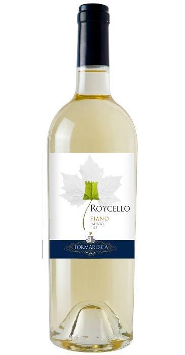 Tormaresca Roycello Fiano 2016 Salento IGT