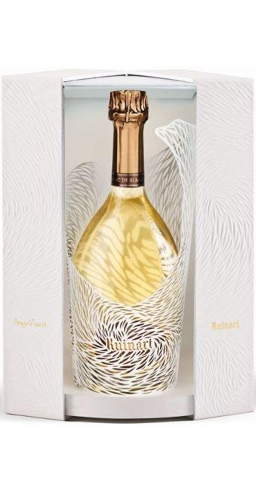 "Ruinart Champagne Blanc de Blancs Brut ""Georgia Russell"" Champagne AOC"