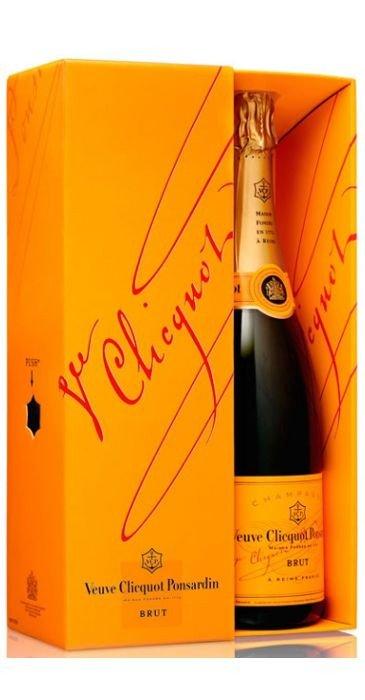 Veuve Clicquot Ponsardin Cuvée Saint-Pétersbourg Champagne AOC