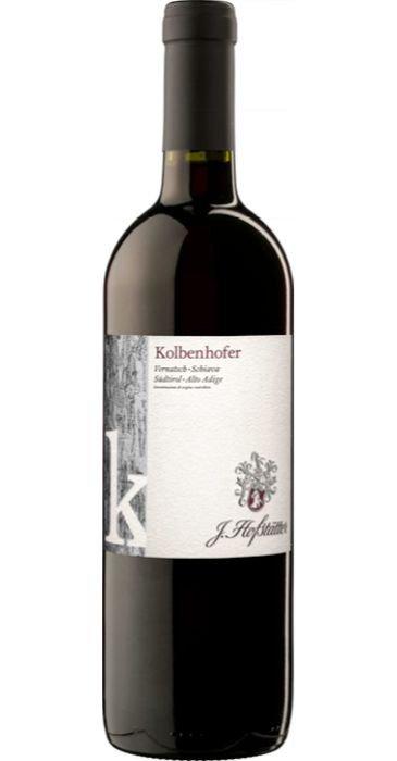 Hofstätter Kolbenhofer Schiava 2014Alto Adige DOC