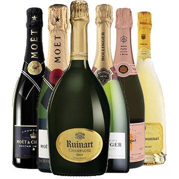 Selezione Degustazione Champagne di classe