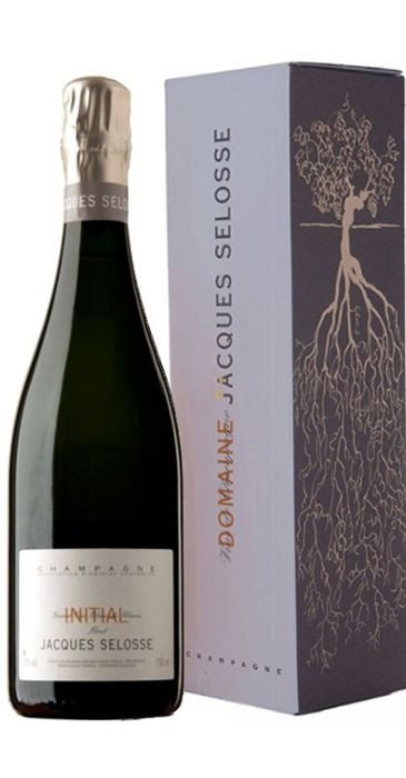 Jacques Selosse Champagne  BRUT INITIAL Blanc de Blancs Grand Cru Champagne Grand Cru