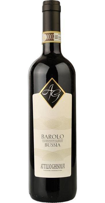 Attilio Ghisolfi Barolo Bussia 2015 BAROLO DOCG