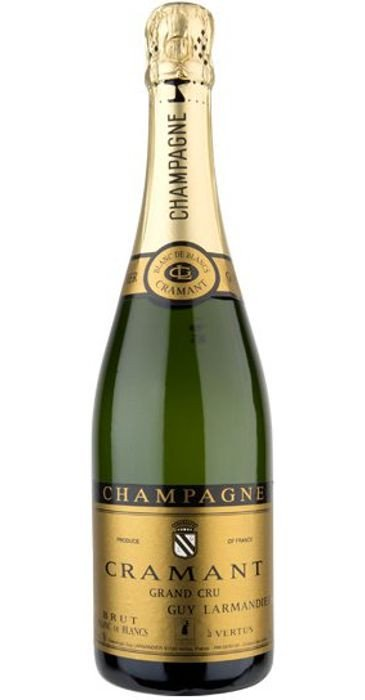 Guy Larmandier Champagne Blanc de Blancs de Cramant Brut Grand Cru