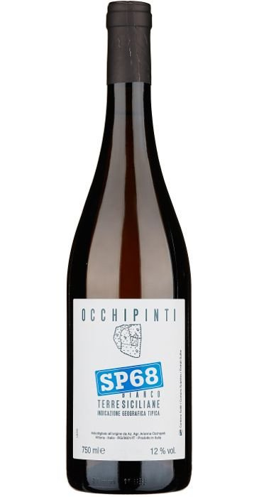 Arianna Occhipinti  SP68 Bianco 2017 Terre Siciliane IGT