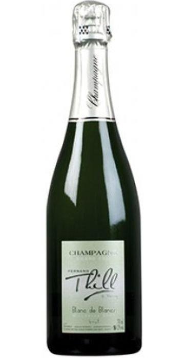 Fernand Thill Champagne blanc de blancs brut 2012  Champagne Grand Cru