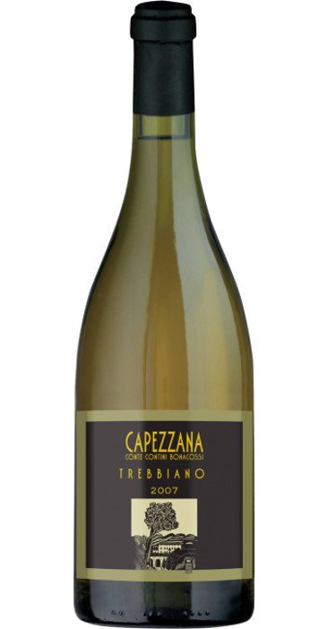 Capezzana Trebbiano 2016 Toscana IGT