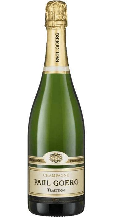 Paul Goerg  Champagne Brut Tradition Champagne Premier Cru