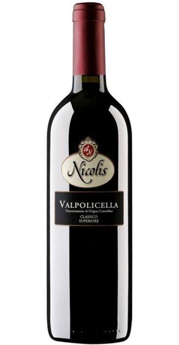 Nicolis Valpolicella Classico Superiore 2010  Valpolicella Classico DOC