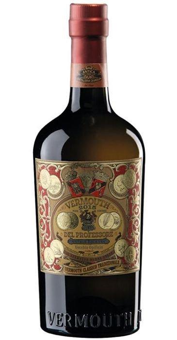 Antica Distilleria Quaglia Vermouth Del Professore Bianco