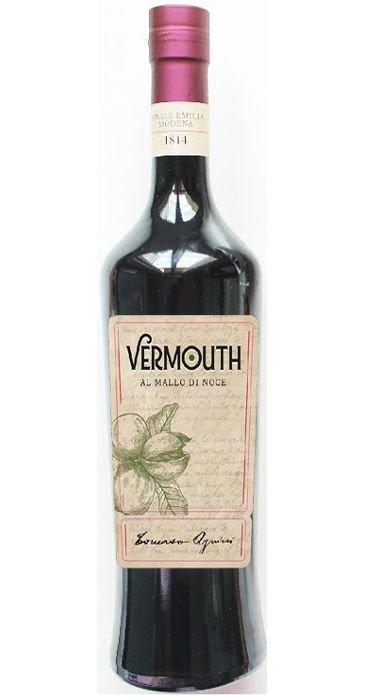 Tomaso Agnini Vermouth al Mallo di Noce