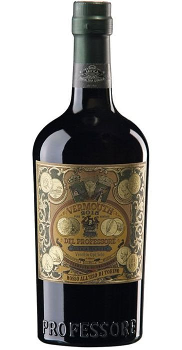 Antica Distilleria Quaglia Vermouth Del Professore Rosso