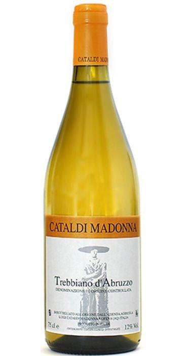 Cataldi Madonna Trebbiano 2016 Trebbiano d'Abruzzo DOC