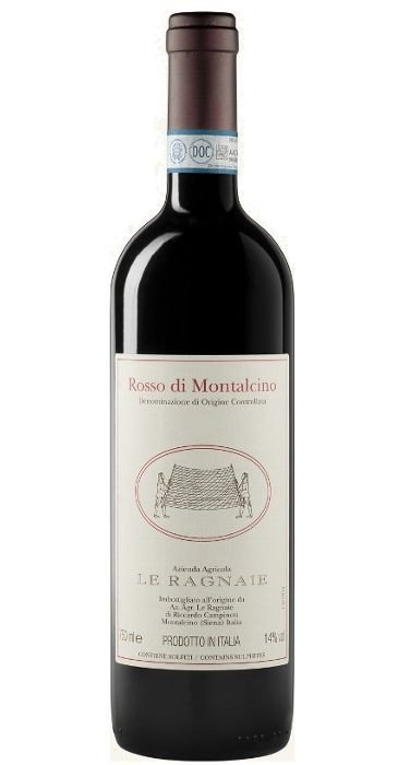 Le Ragnaie Rosso di Montalcino 2014 Rosso di Montalcino DOC